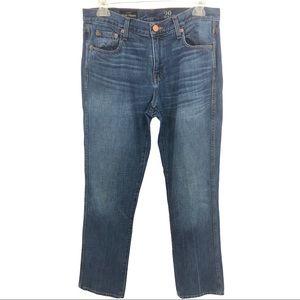 J. Crew Vintage Straight Medium Wash Jeans 29R